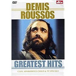 Demis Roussos: Greatest Hits - Clips, Aphrodite's Child & TV Specials