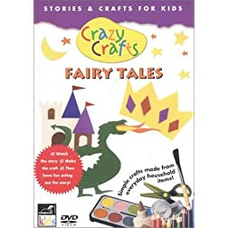 Crazy Crafts: Fairy Tales