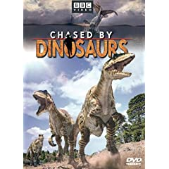 chased by dinosaurs DVDs
