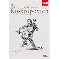 Suites Violoncelle Seul 1 - 6 - Rostropovitch [Region 2]