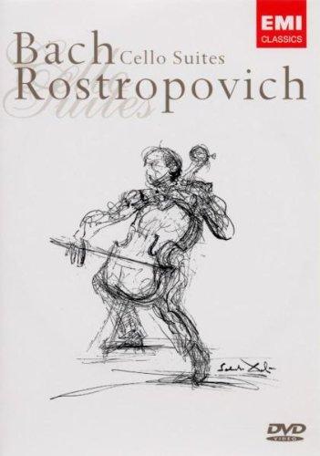 Suites Violoncelle Seul 1 - 6 - Rostropovitch [Region 2]