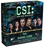 CSI: Crime Scene Investigation The Board Game