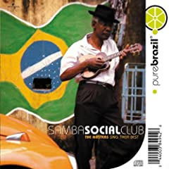 Pure Brazil: Samba Social Club