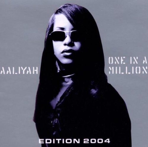 One in a Million by Aaliyah album cover
