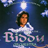 Capa do álbum Eastern Star in a Western Sky the Very Best of the Biddu Orchestra
