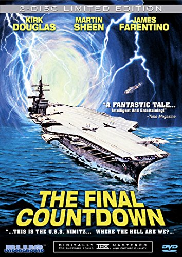 The Final Countdown (2-Disc Limited Special Edition)
