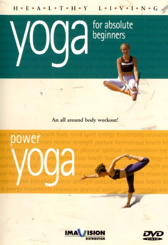 Healthy Living: Yoga Beginner/Power Yoga