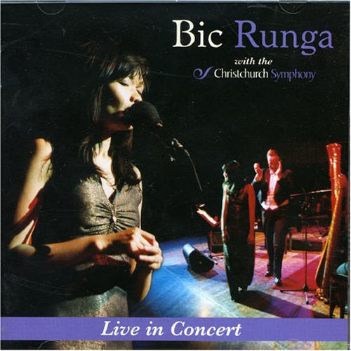 Bic Runga - Live in Concert  With the Christchurch Symphony Orchestra - Zortam Music