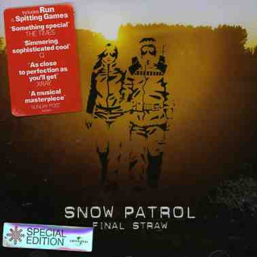 Snow Patrol - the final straw - Zortam Music