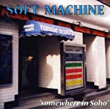 Album cover for Somewhere in Soho