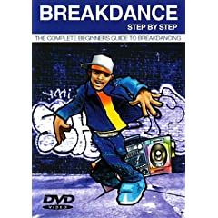 Breakdance Step-by-Step