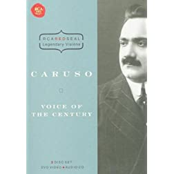 Caruso: Voice of the Ce