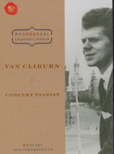 Van Cliburn: Con Pianist