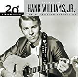 album art to 20th Century Masters: The Millennium Collection: The Best of Hank Williams, Jr.