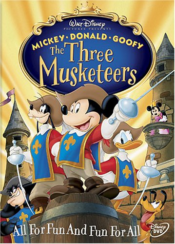 Mickey, Donald, Goofy: The Three Musketeers / Три мушкетера. Микки, Дональд, Гуфи (2004)