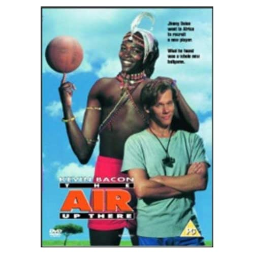 The Air Up There (1994): Coach Jimmy Dolan (Kevin Bacon) it desperate for a ...