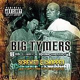 album art to Big Money Heavyweight: Screwed and Chopped