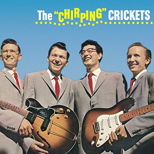 "Buddy Holly - The ""Chirping"" Crickets - Zortam Music"