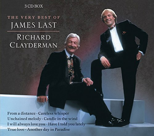 Richard Clayderman - The Very Best Of James Last & Richard Clayderman - Zortam Music
