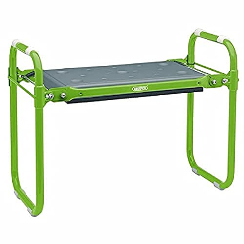 Draper gardening 64970 folding garden kneeler and seat 1694