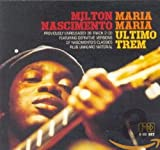 Cubierta del álbum de Maria Maria/Último Trem