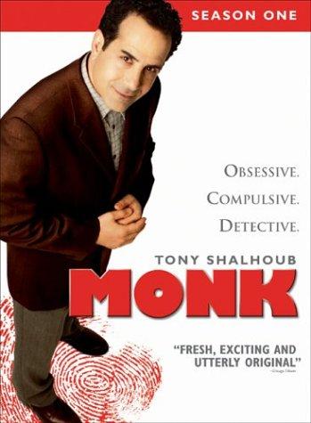 Monk / Дефективный детектив (2002)
