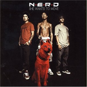 N.E.R.D - She_Wants_To_Move-(Promo_CDS) - Zortam Music