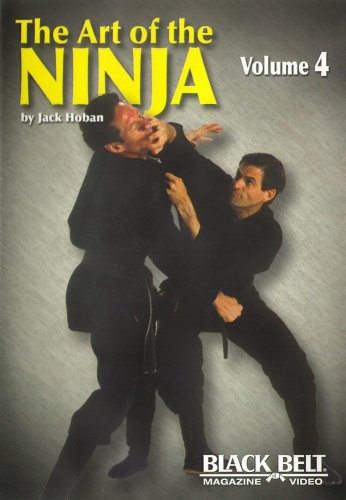 Blackbelt Magazine: Art of the Ninja, Vol. 4