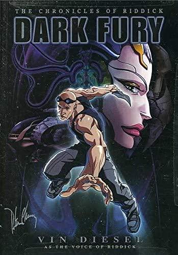 Chronicles of Riddick: Dark Fury, The / Хроники Риддика: Темная ярость (2004)