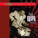 Skivomslag för A Proper Introduction to Gene Krupa: Up an' Atom