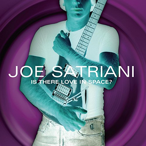 Joe Satriani - Is There Love In Space - Zortam Music