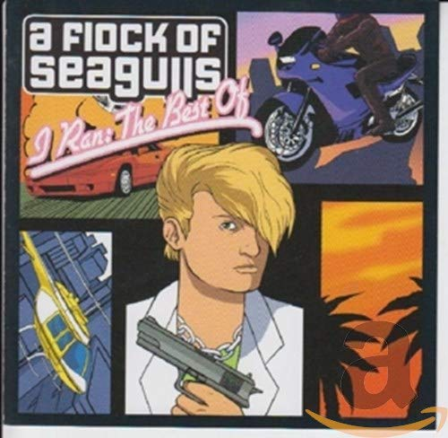 A Flock of Seagulls - I Ran-the Best of - Zortam Music