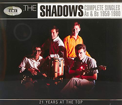 The Shadows - Complete Singles As and Bs: 21 Years at the Top - Lyrics2You
