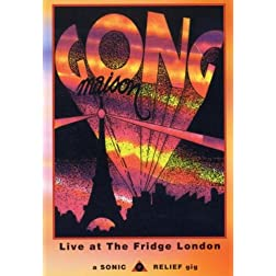 Gongmaison: Live at the Fridge
