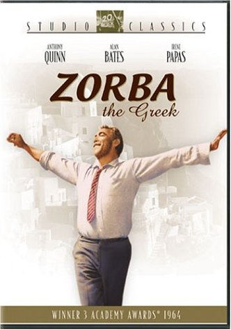 Zorba the Greek / Грек Зорба (1964)