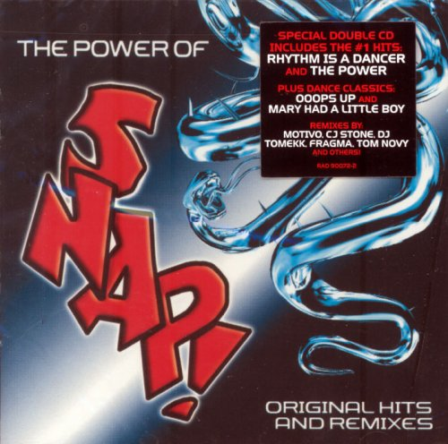 Snap! - The Power Of Snap! - The Greatest Hits - Zortam Music