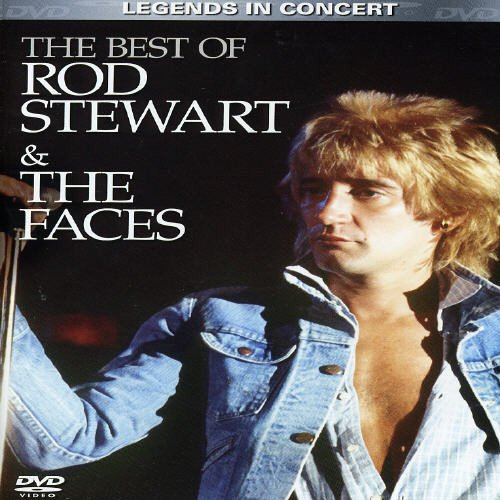 Best of Rod Stewart and Faces: Legends in Concert