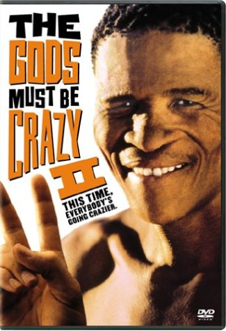 The Gods Must Be Crazy II / �������� ���� ����� � ��� 2 / ����, ��������, ����� � ��� II (1989)