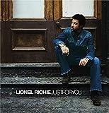 album art by Lionel Richie