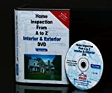 Interior and Exterior Home Inspection from A to Z - DVD - Real Estate Home Inspector, Homeowner, Home Buyer and Seller Survival Kit Series