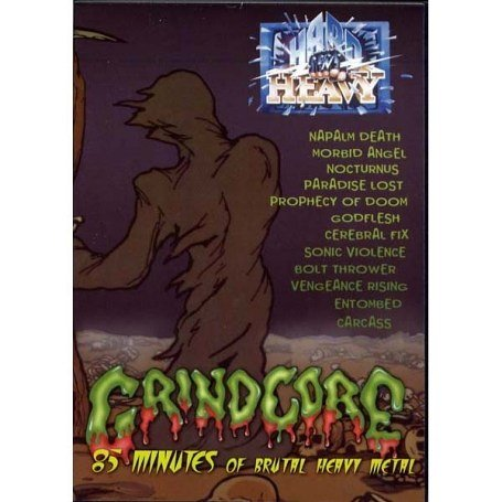 Grindcore: 85 Minutes of Brutal Heavy Metal