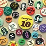 album art to Supergrass Is 10: Best of 94-04 (Bonus Live EP)