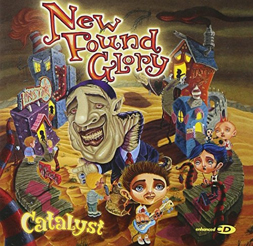 New Found Glory - Catalyst-(UK Bonus Tracks) - Zortam Music