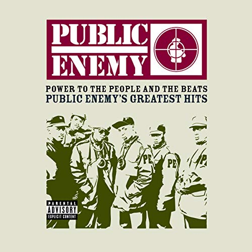 Public Enemy - Power to the People and the Beats Public Enemy