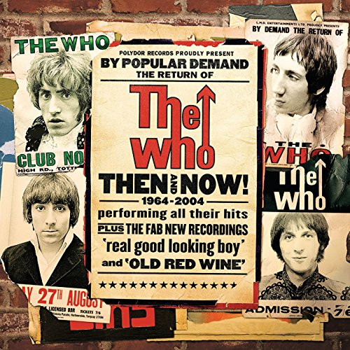 The Who - Then And Now (1964-2004) - Zortam Music