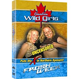 Canadian Wild Girls: Frosh Week