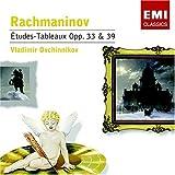 Rachmaninov: 遵ッtudes-Tableaux Opp. 33 & 39