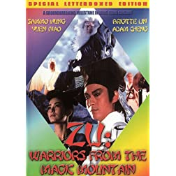 Zu - Warriors From the Magic Mountain