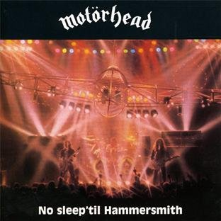 MOTORHEAD - No Sleep