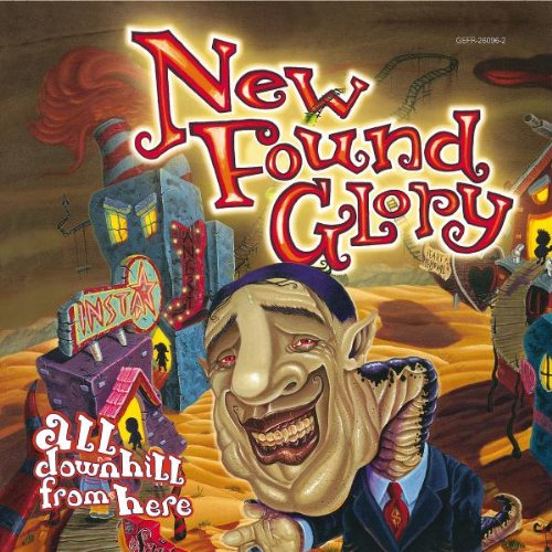 New Found Glory - All Downhill From Here - Zortam Music